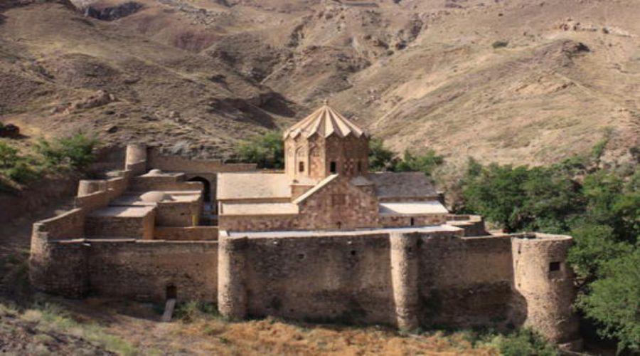 Armenian Monastic Ensembles of Iran