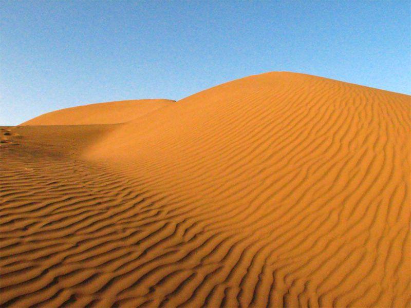 Iran-Deserts