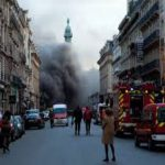fire breaks out at Paris Ritz-Carlton hotel