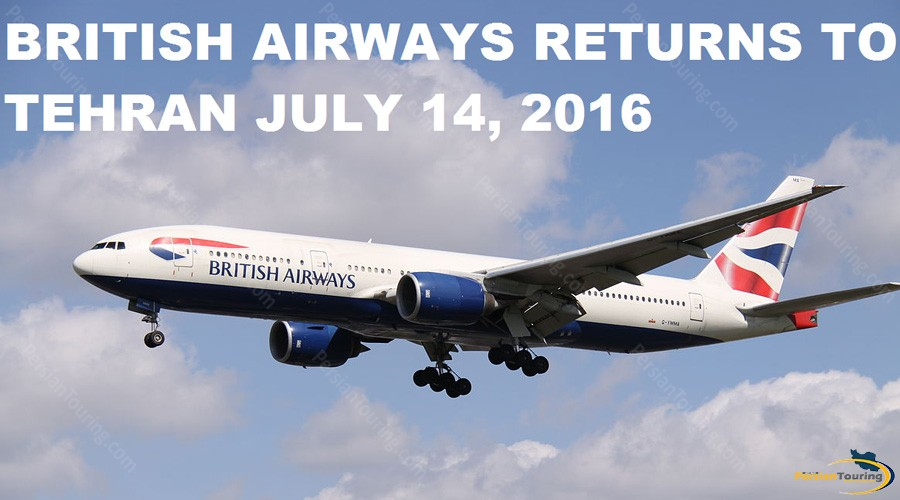 British-Airways-Returns-To-Tehran