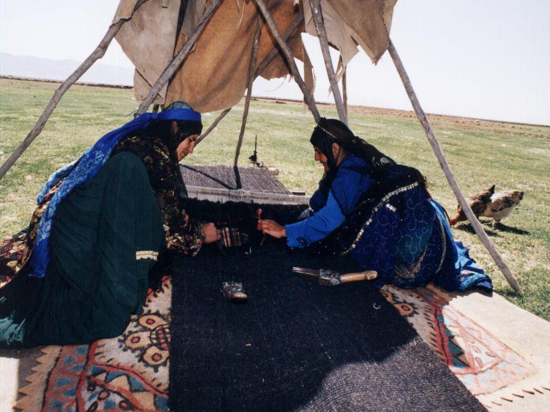 nomads in iran