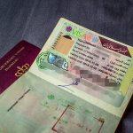 visa de irán
