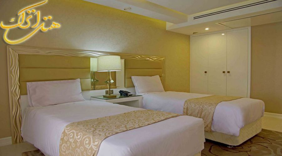 Atrak Hotel Mashhad
