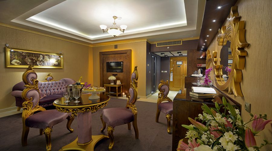 Ghasr International Hotel Mashhad Rooms