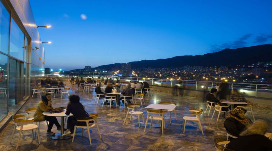 Kaya Laleh Park Hotel Tabriz