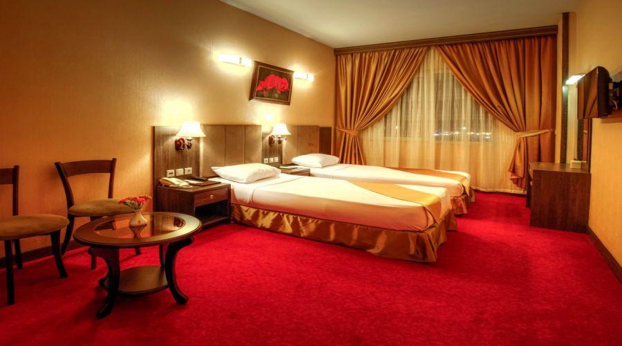 هتل ستاد 2 در مشهد هتل الغدیر مشهد