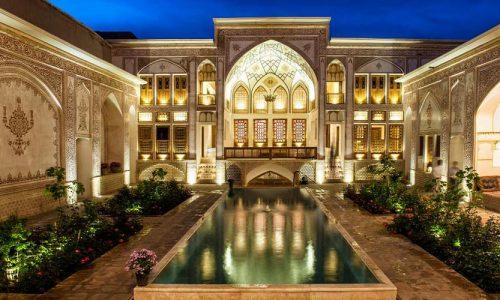 mahinestan-raheb-hotel-kashan-view-2