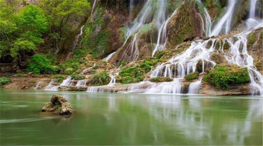 Bisheh waterfall (3)