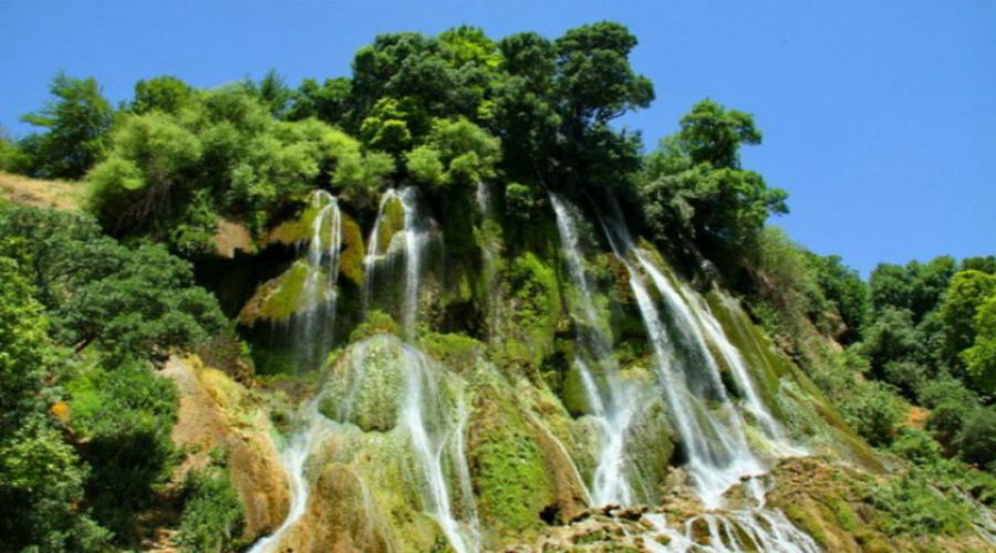 Bisheh waterfall (4)