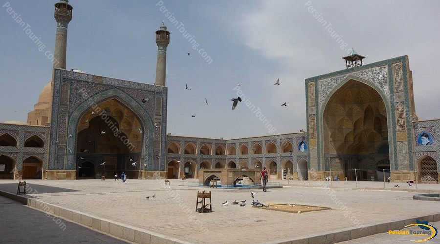 Jameh-Mosque-of-Isfahan-4