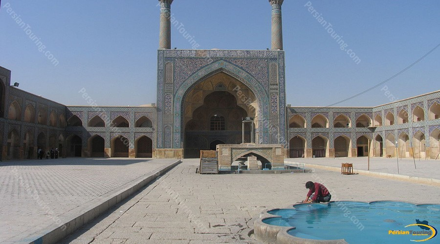 Jameh-Mosque-of-Isfahan-5