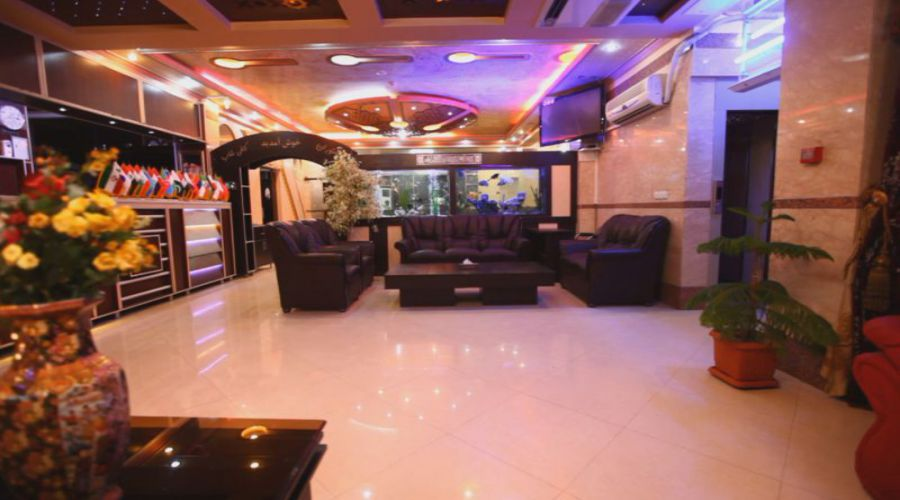 Niyavaran Hotel Apartment Qom (1)