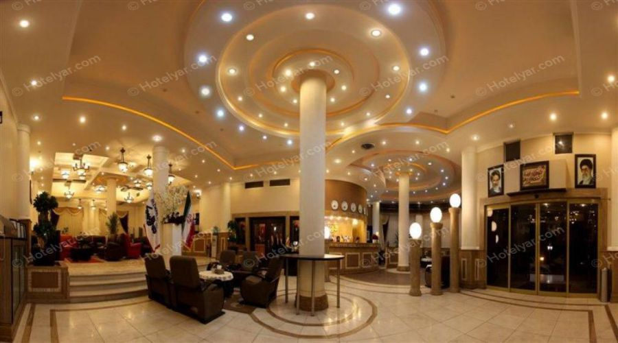 Olympic Hotel Qom (2)
