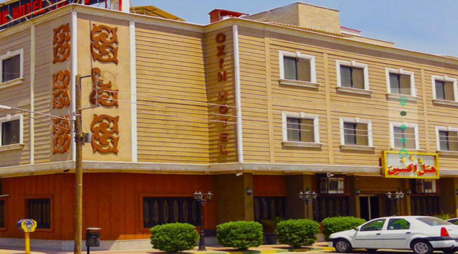 Oxin Hotel Ahvaz