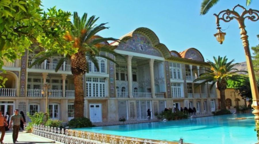 Persian Gardens (1)