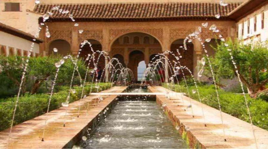 Persian Gardens (3)
