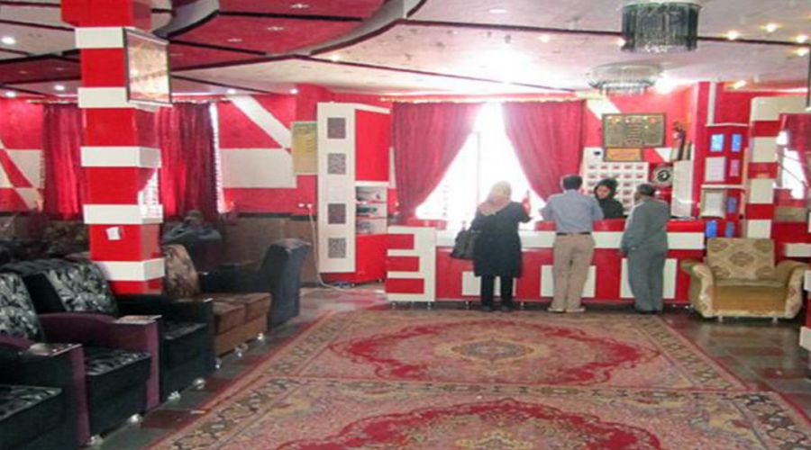Shar Hotel Baneh (1)