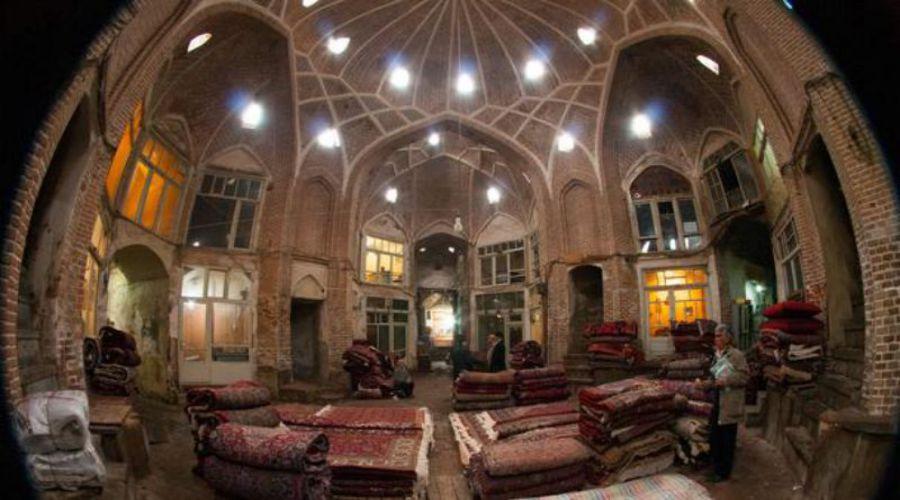 Tabriz Historic Bazaar Complex (1)