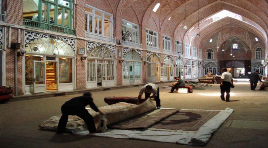 Tabriz Historic Bazaar Complex (3)