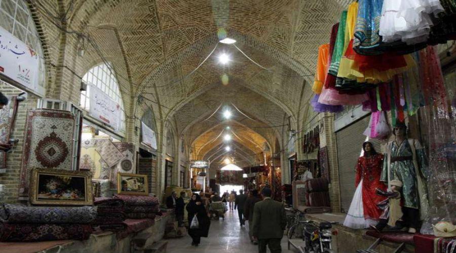 Vakil Bazaar Persian Touring