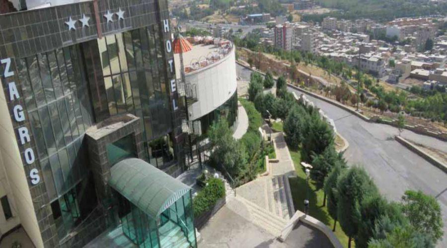 Zagros Hotel Borujerd (3)