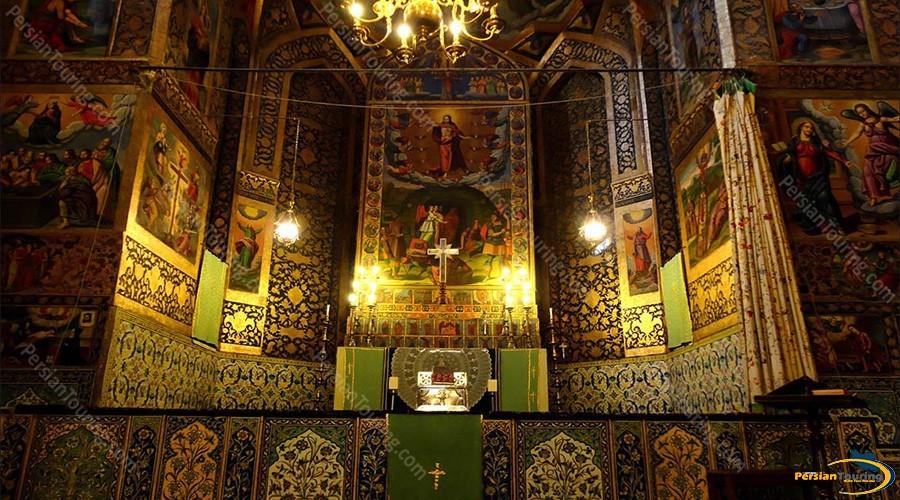 vank-cathedral-isfahan-altar