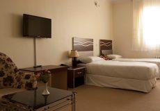 varzesh-hotel-tehran-twin room 1