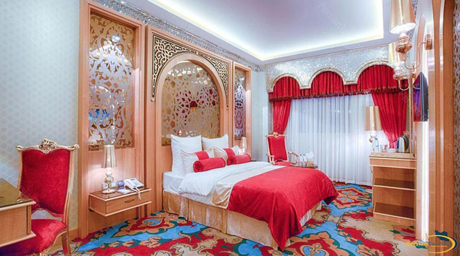 almas-2-hotel-mashhad-safavid-room