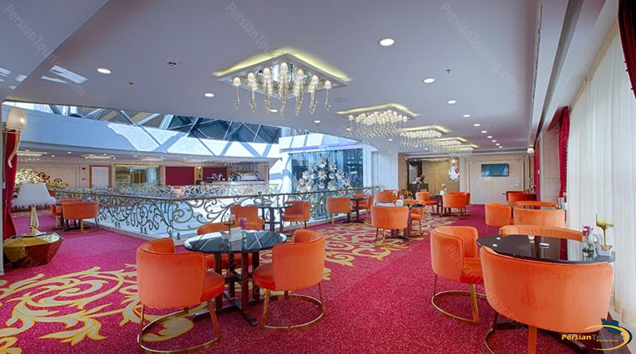 almas-2-hotel-mashhad-yaghoot-cafe