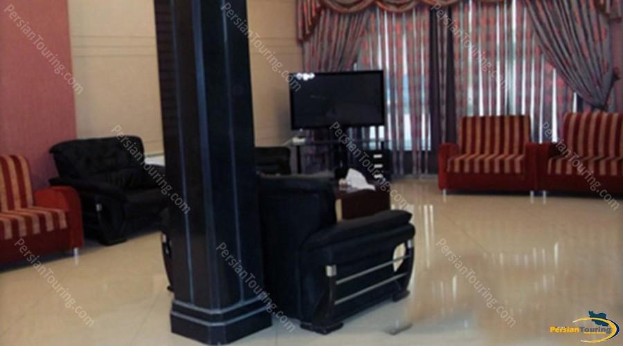 ava hotel isfahan-lobby