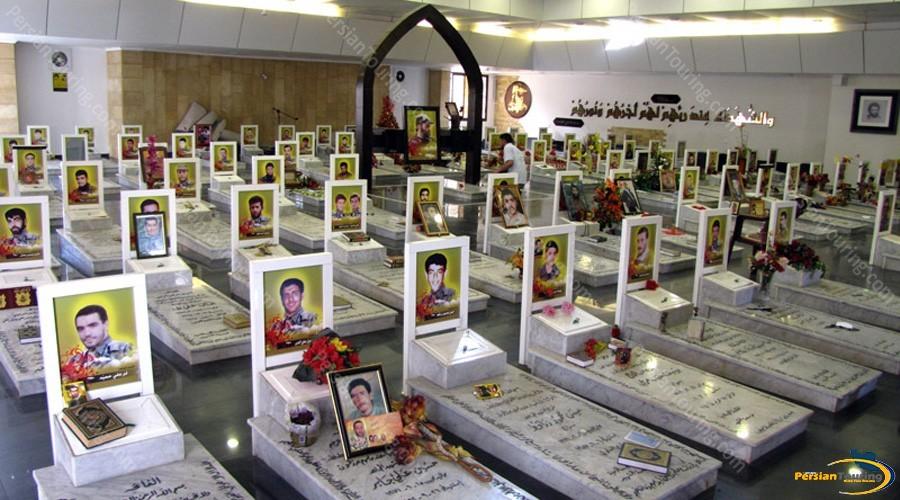 behesht-e-zahra-graveyard-3