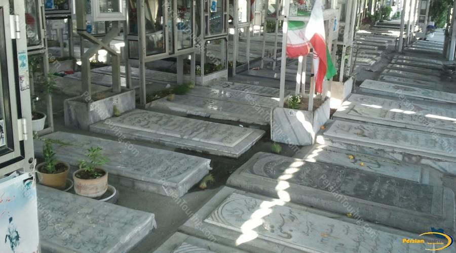 behesht-e-zahra-graveyard-4