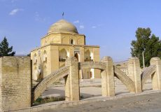 bibi-dokhtaran-mausoleum-1