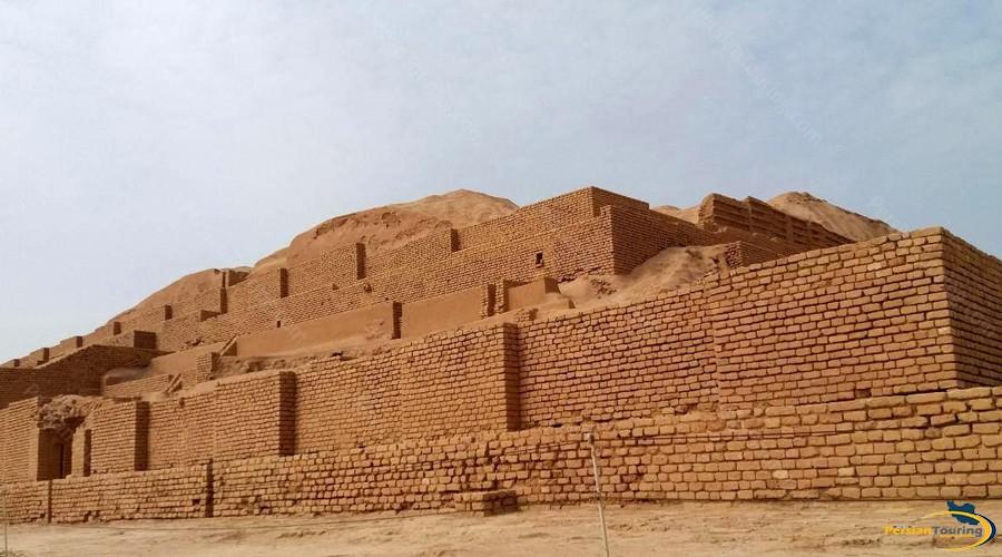 choghazanbil-zigurat