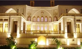 ehsan-traditional-hotel-kashan-view-1