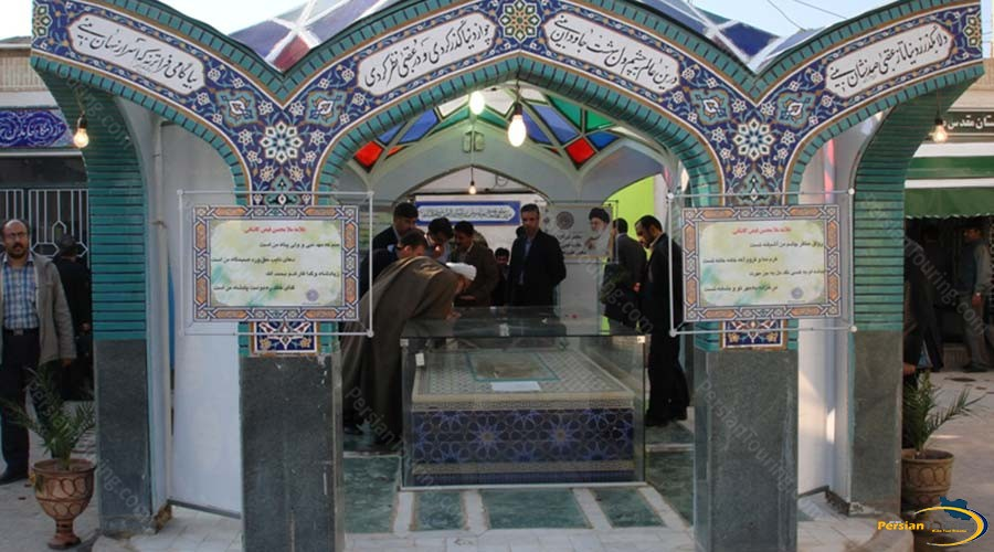 feyz-e-kashany-tomb-1