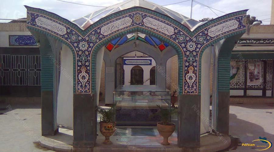 feyz-e-kashany-tomb-2
