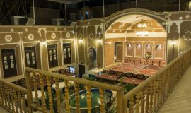 firoozeh-traditional-hotel-yazd-yard-3